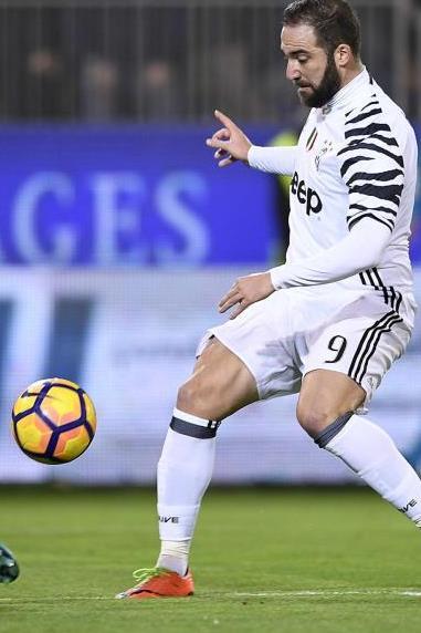 Champions League: Monaco-Juventus 0-2, Higuain mette a segno una doppietta