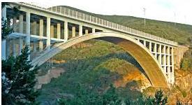 Prende il via la manutenzione del ponte di Calafuria
