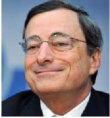 Riunione  Bce sotto la presidenza Draghi  l'istituzione monetaria ha varato un ampio e consistente pacchetto