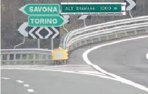 PONTREMOLI Muore motociclista contro camion in A/15
