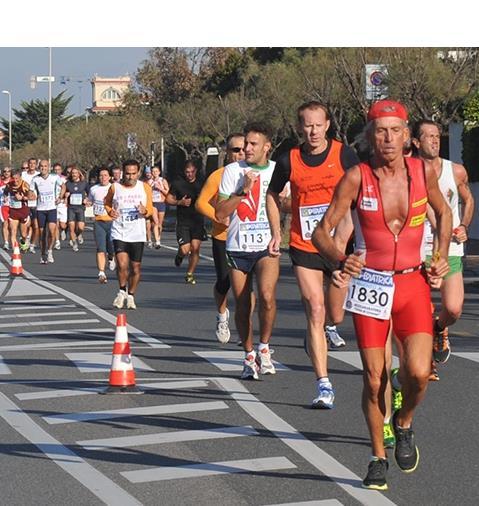 Livorno Half Marathon 2018  11 Novembre