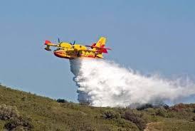 Protezione civile: Incendi boschivi: oggi 33 richieste d'intervento aereo