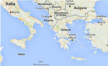 Violento terremoto colpisce Atene: panico tra la popolazione e gente in strada