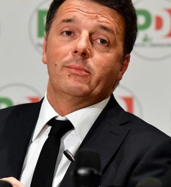 """Matteo Renzi """"ho il cuore gonfio di amarezza"""""""
