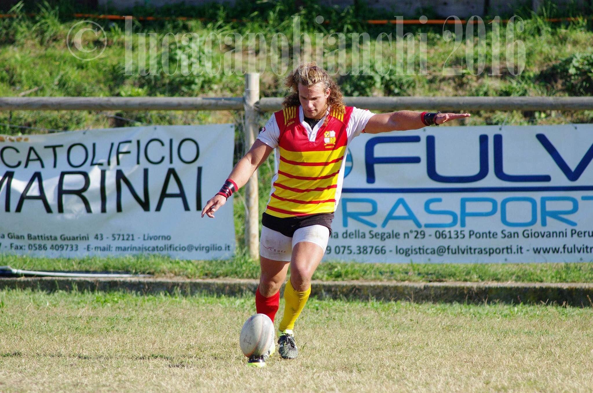 Rugby: Mori del Granducato convocato nella nazionale seven. Le parole di Gaetaniello.