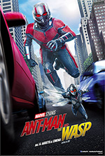 Film al cinema  ANT-MAN AND THE WASP