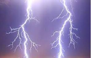 Tempesta di fulmini si è abbattuta sulla Liguria