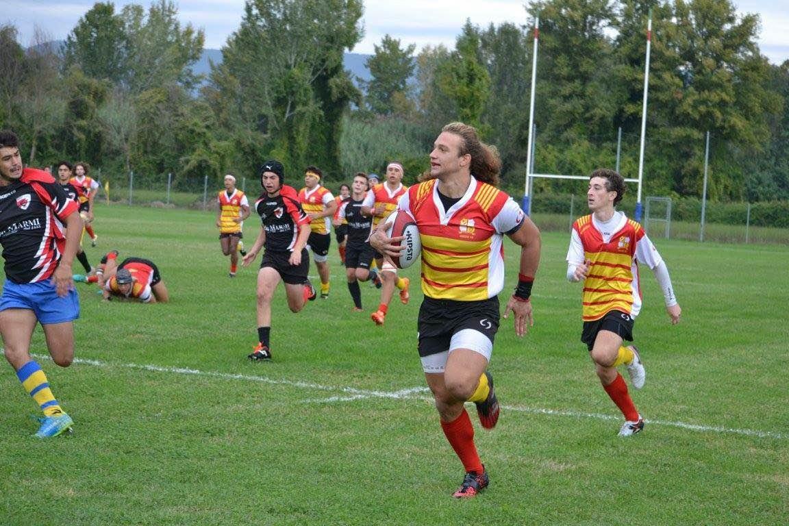 Rugby di B. Domenica Livorno ospita la capolista Florentia.