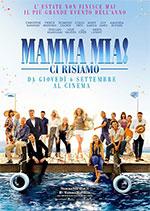 FILM IN USCITA  Mamma mia - Ci risiamo!