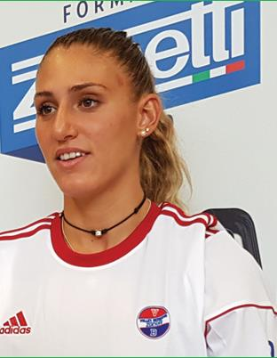 Volley Bergamo 21 agosto: la Zanetti torna in palestra