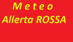 Maltempo: allerta rossa in Liguria, temporali in arrivo sulla Toscana e precipitazioni al Nord