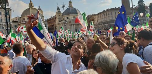 Una Brevissima Enews di Matteo Renzi sul Def