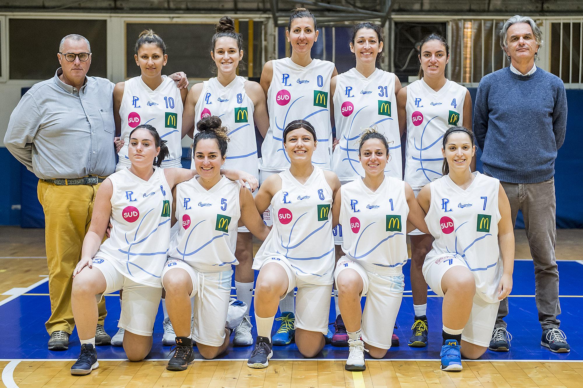 Ottava vittoria consecutiva  PIELLE LIVORNO (Serie C Femminile)