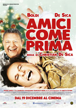 Film al cinema: AMICI COME PRIMA
