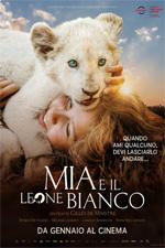 FILM in uscita MIA E IL LEONE BIANCO