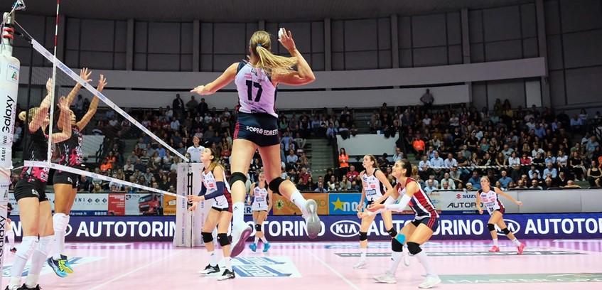 Volley Femminile l'ammissione di 14 Società
