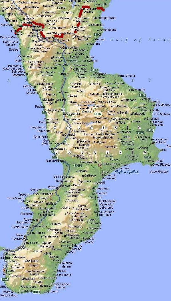 Regione Calabria Cartina Politica.In Calabria Ha Vinto Jole Santelli Con Il 55 2 Il Gazzettino Di Livorno