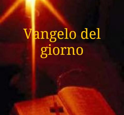 Il Vangelo,Chi crede in me, anche se muore, vivrà