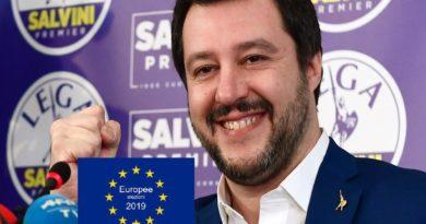 La Lega ha stilato le proprie liste per le elezioni europee del 26 maggio