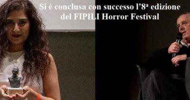 Si è conclusa con successo l'8a edizione del FIPILI Horror Festival