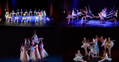 Domenica 12 al cinema teatro 4 Mori Eventi di Danza