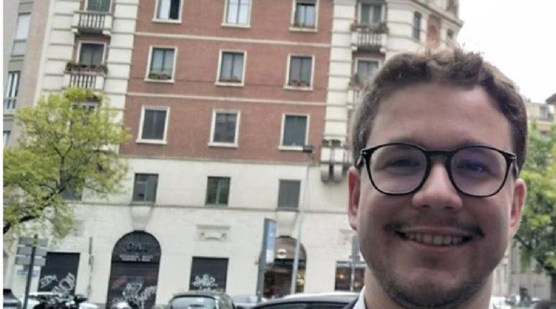 Spregi all'auto di Lorenzo Gasperini (Lega)