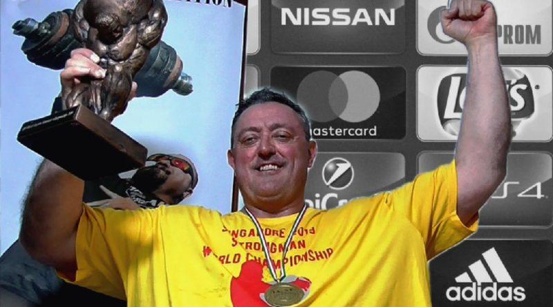 Strongman, è un italiano l'uomo più forte del mondo
