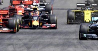 F1 Francia, trionfa la Mercedes di Hamilton