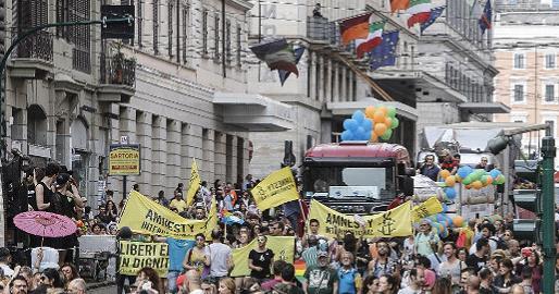 La Provincia di Livorno  aderisce al Toscana Pride