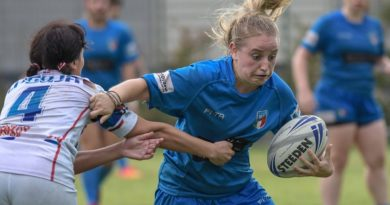 L'Italia League Femminile si impone nettamente sulla Serbia