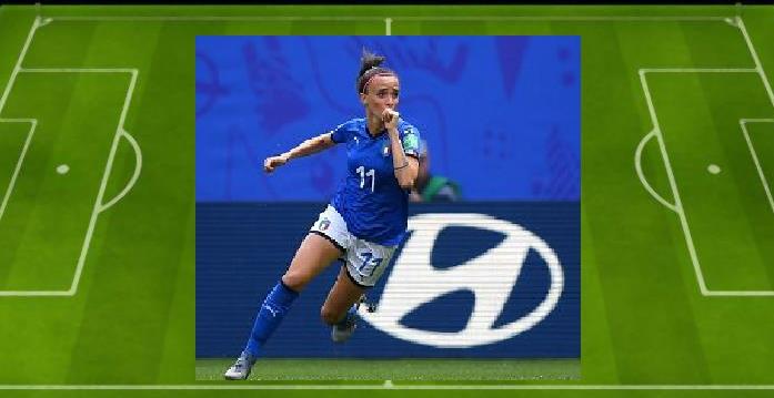 Mondiali femminili, esordio con vittoria per l'Italia: 2-1 all'Australia