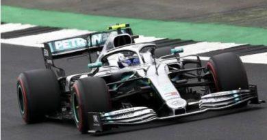 F1 Gran Bretagna, Hamilton Re di Silverstone