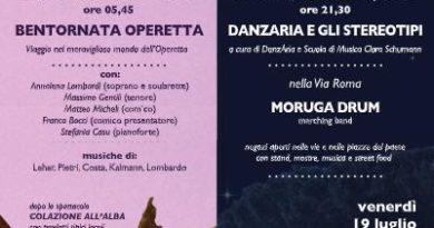 Notte Clara 2019 a Collesalvetti Il programma dell'evento