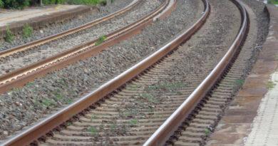 Una frana ha interrotto la linea ferroviaria della Val Pusteria