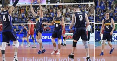L'Italvolley batte 3-0 la Serbia e vola alle Olimpiadi di Tokyo