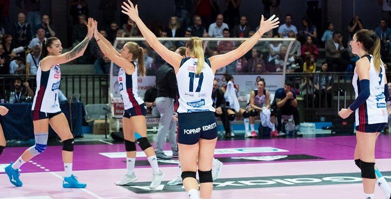 Volley Femminile Campionato: ecco il percorso della Zanetti