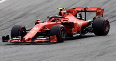 F1 Italia, Leclerc porta la Ferrari in trionfo a Monza