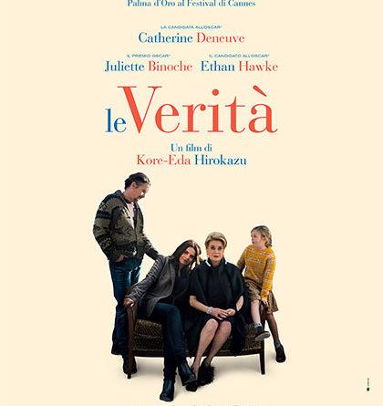 film in sala  LE VERITÀ
