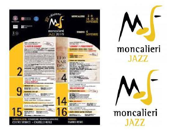 MONCALIERI JAZZ FESTIVAL 2019 XXII edizione  Dal 2 al 16 novembre 2019 1