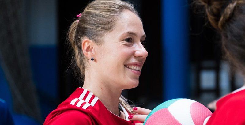Sara Loda è il capitano della Zanetti per la stagione 2019 2020.