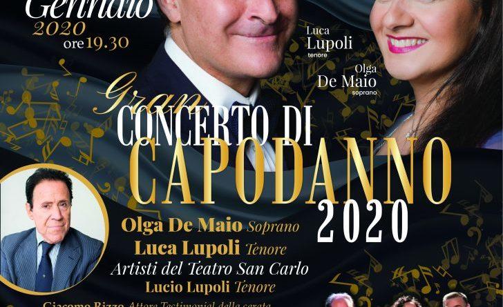 Noi per Napoli, gli eventi del Natale e Capodanno