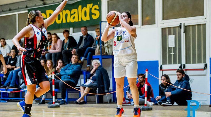 Vola anche la PIELLE LIVORNO di Serie C Femminile di coach Elena Vaiani