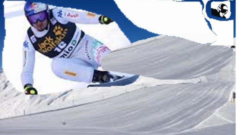 Bis per Dominik Paris in Coppa del mondo di sci