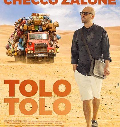 Film al Cinema TOLO TOLO