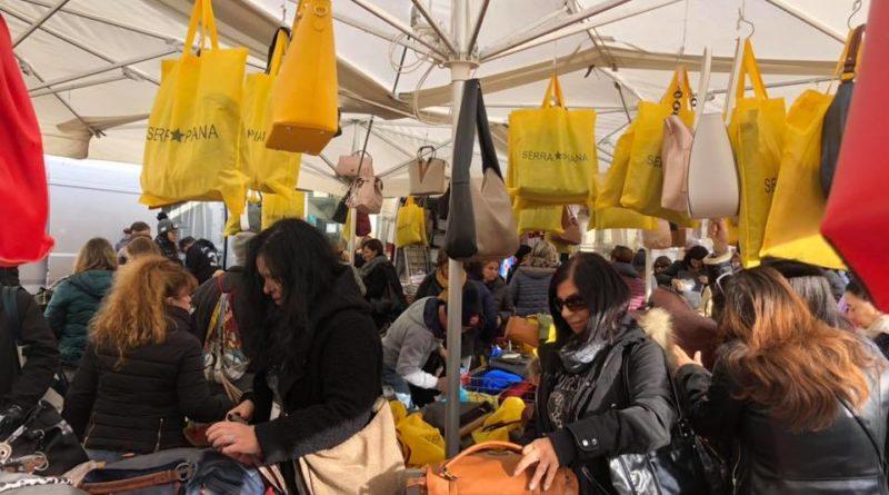 Il Mercatino da Forte dei Marmi a Livorno ospite di Colline in Festa
