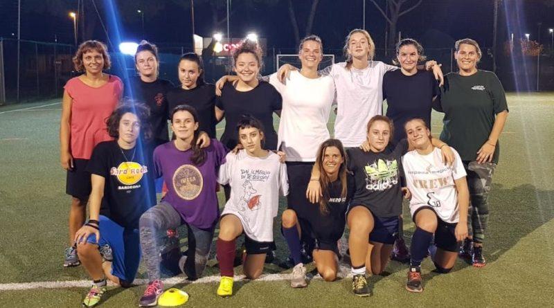 Rugby: in campo, per i Lions, la squadra femminile, gli Old, under 10 e under 8. In campo anche il Granducato under 18.