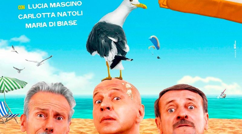 Film prossimamente al Cinema ODIO L'ESTATE
