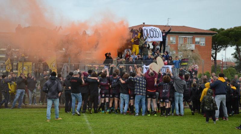 Rugby: 20 anni di vita dei Lions Amaranto Livorno