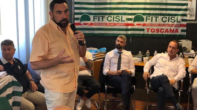 Conosciamoli meglio: Dario Pierfederici, il coordinatore di presidio della FIT-CISL