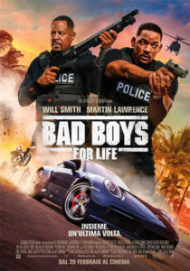 Film al Cinema BAD BOYS FOR LIFE